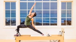 Reformer Workout with Courtney Miller