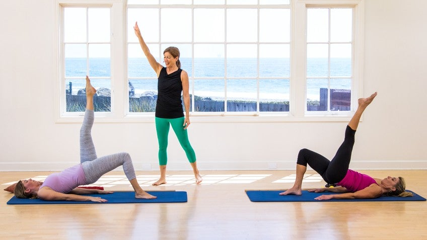 Safe Pilates Exercises for Osteoporosis