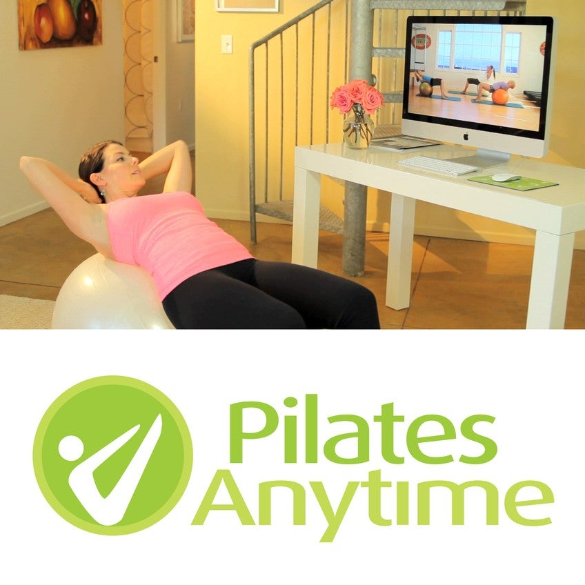 Pilates Chair Dvds Lifes Beach: Pilates Anytime TV