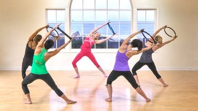 Standing Mat/Barre Workout Image