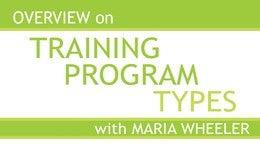 Pilates Teacher Training Program Types