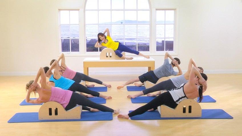 spine corrector workout with nagi takahashi