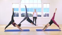 Mat/Barre Fusion Workout with Cecile Bankston