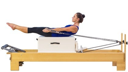 Pilates Exercises - Mat and Reformer Poses for All Levels
