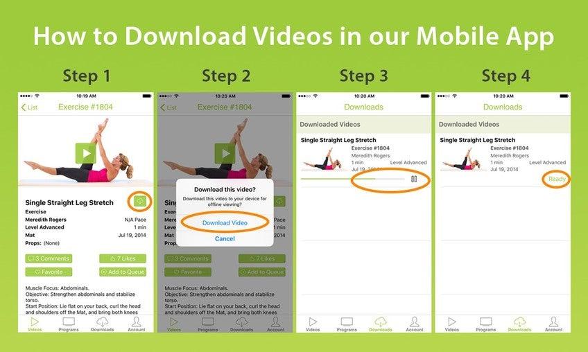 how to download offline videos