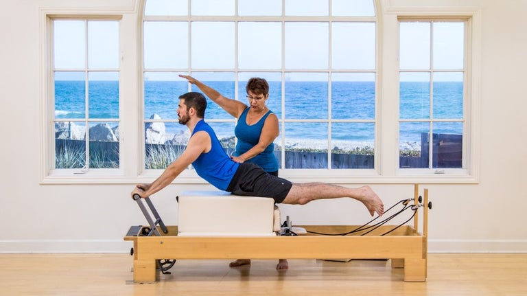 Reformer Workout Image