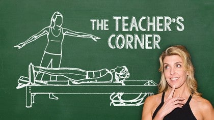 The Teacher's Corner