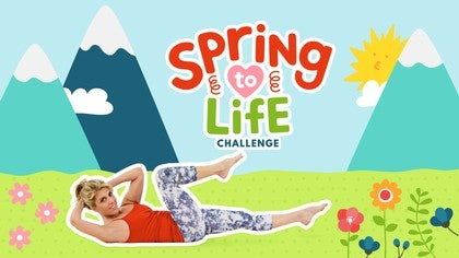 Spring to Life Challenge