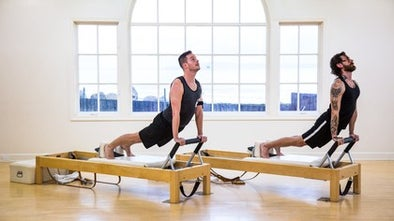 Reformer and Barrel Play Image