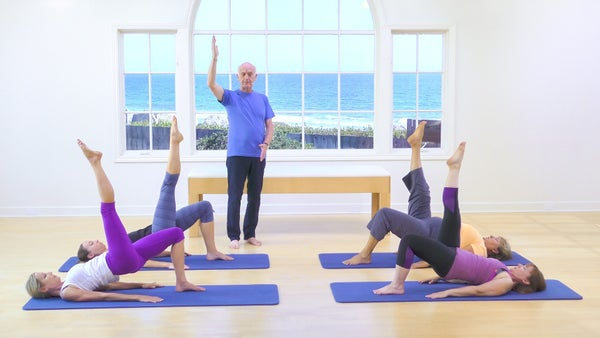 Beginner Pilates For Seniors