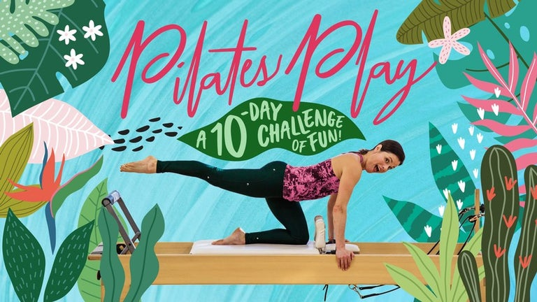 Pilates Play: A 10-Day Challenge of Fun Image