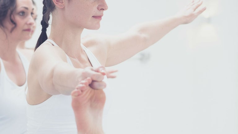 Pilates Barre - Train Like A Ballet Dancer At Any Age Image