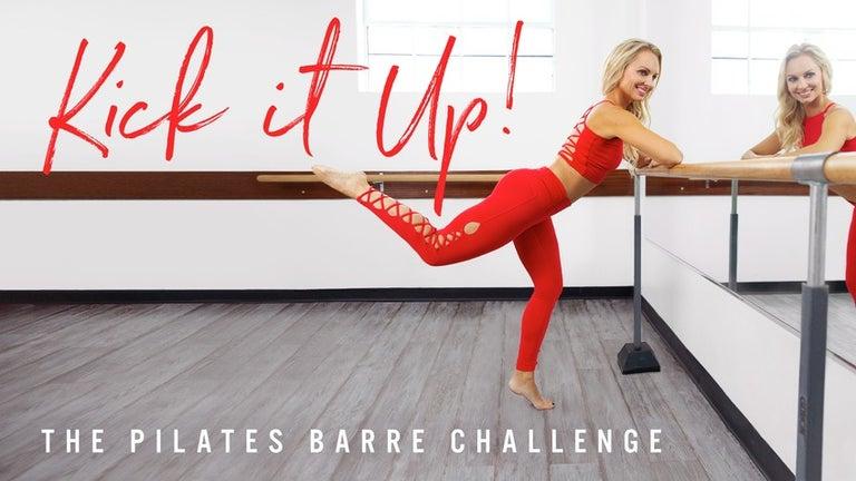 Kick it Up Challenge Image