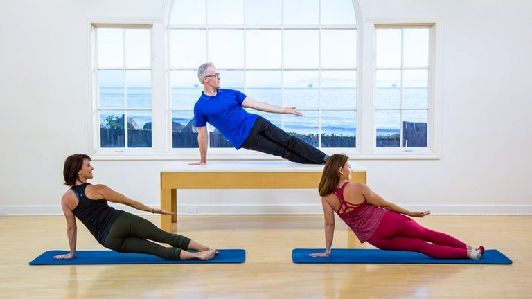Pilates Mat and Gait Image