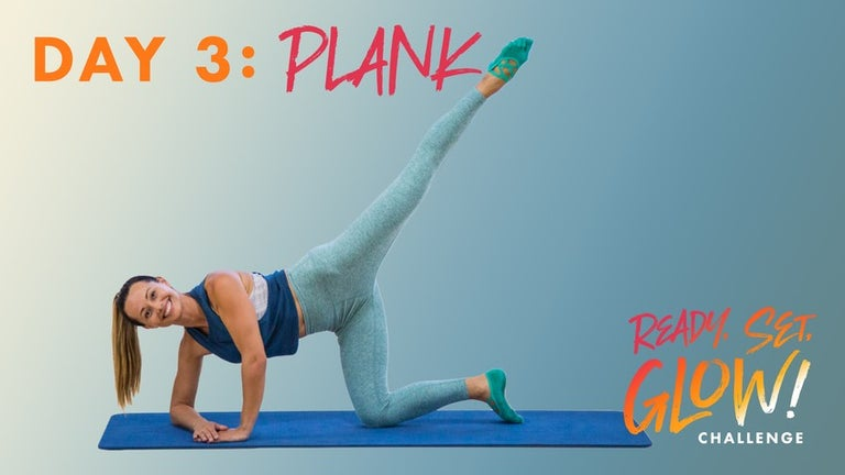 Day 3: Plank it Out Image