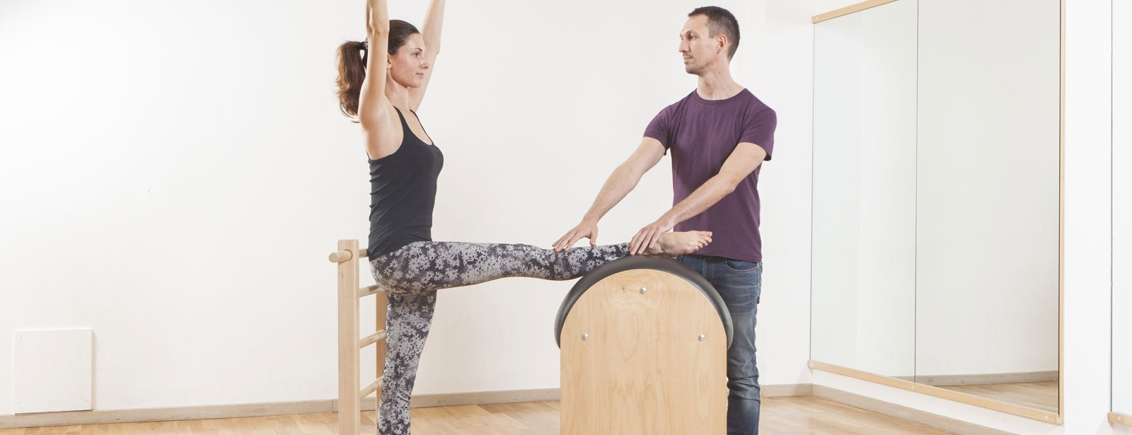 Pilates Barre Benefits